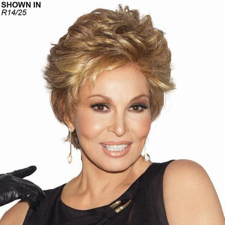 Center Stage Lace Front Wig by Raquel Welch®