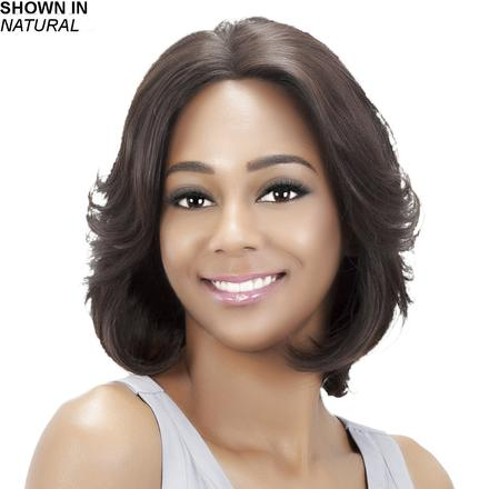 Bluebell Remy Human Hair Lace Front Wig by Vivica Fox