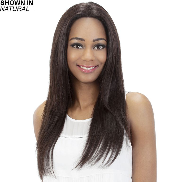 Orchid Remy Human Hair Lace Front Wig by Vivica Fox