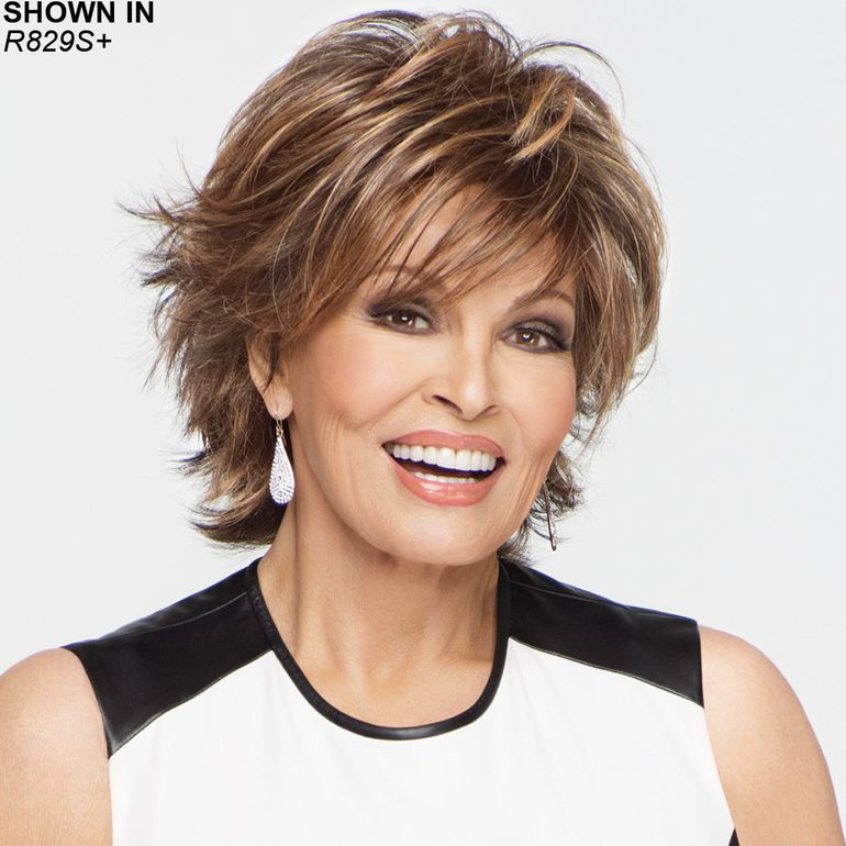 Trend Setter Wig by Raquel Welch®