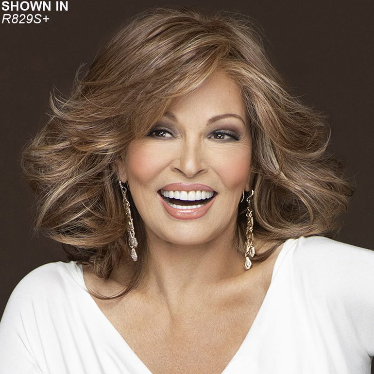 Goddess Lace Front Wig by Raquel Welch®