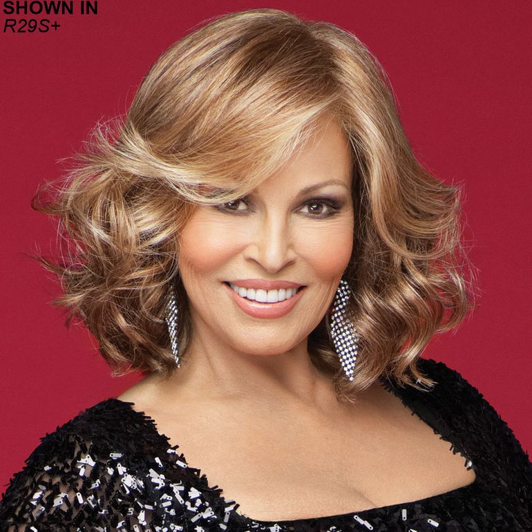 Celebrity Lace Front Wig by Raquel Welch®