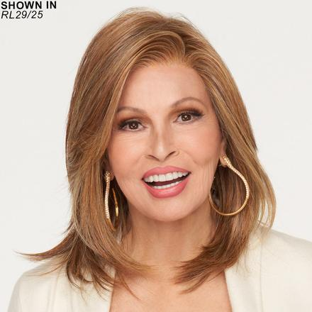 Pretty Please! Lace Front Hand-Tied Wig by Raquel Welch®