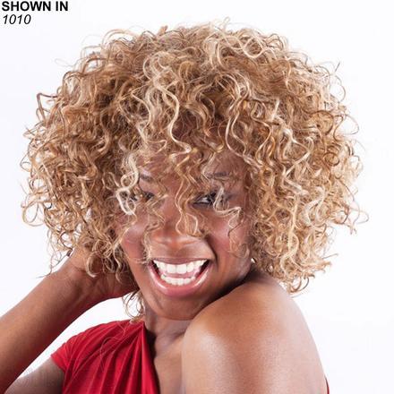 PL-Kenya Lace-Front Wig by Pazazz®