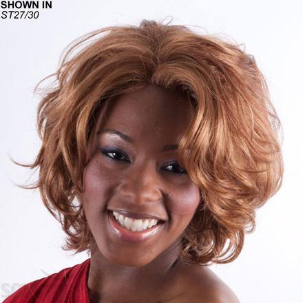 PL-Sanaa Lace-Front Wig by Pazazz®