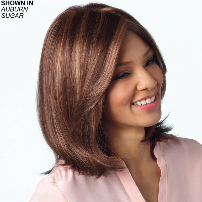 Samantha Monofilament Wig by Amore®