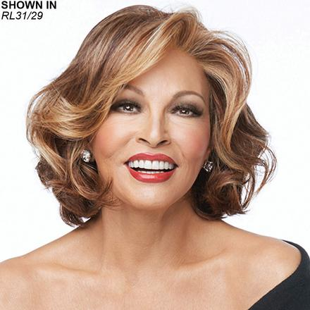 Crowd Pleaser Lace Front Wig by Raquel Welch®
