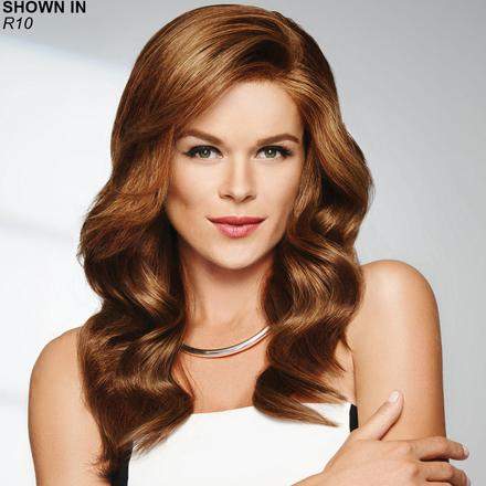 Grand Entrance Lace Front Human Hair Wig by Raquel Welch®