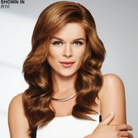 Grand Entrance Lace Front Human Hair Wig by Raquel Welch