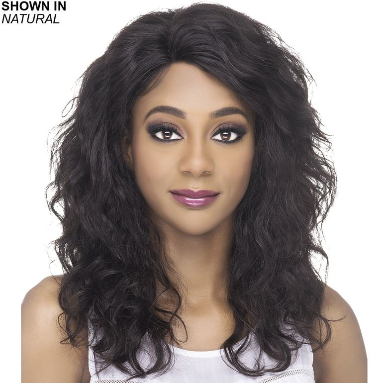 Dandelion Remy Human Hair Lace Front Wig by Vivica Fox