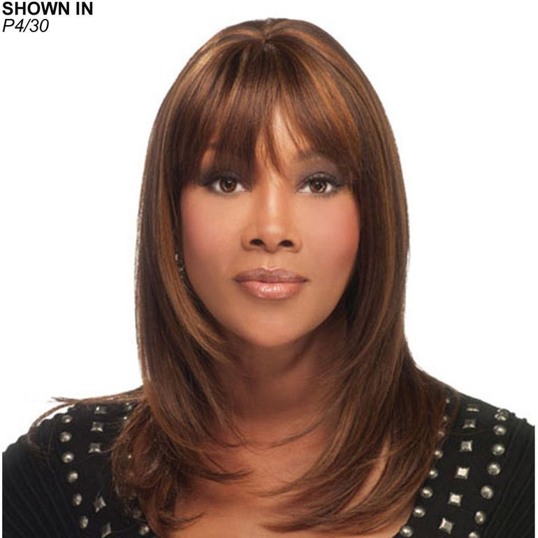 H-201 Human Hair®  Wig by Vivica Fox