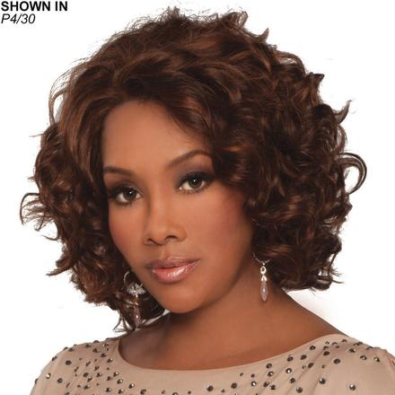Chante Lace Front Human Hair®  Wig by Vivica Fox