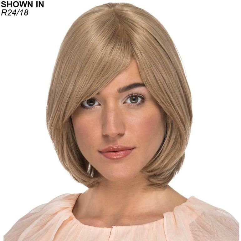 Chanel Human Hair Wig by Estetica Designs