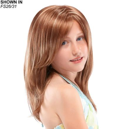 Ashley Juniors Wig by Jon Renau®