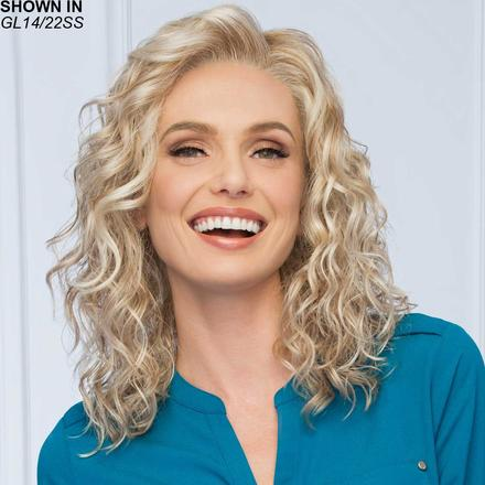 Radiant Beauty Lace Front Monofilament Wig by Gabor®