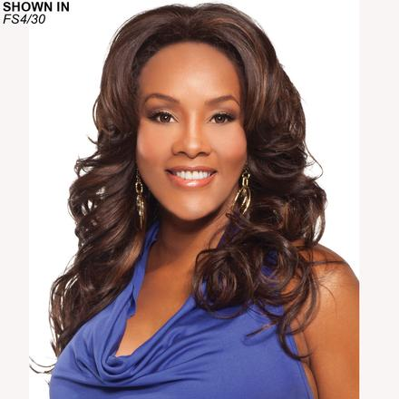 Bright Handmade Lace-Front Wig by Vivica Fox