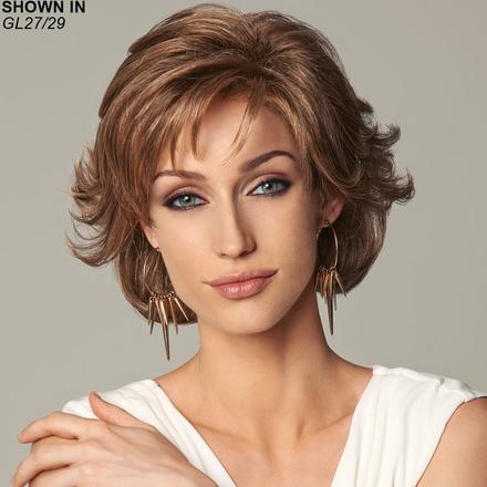 Everyday Elegant Lace-Front Wig by Gabor®