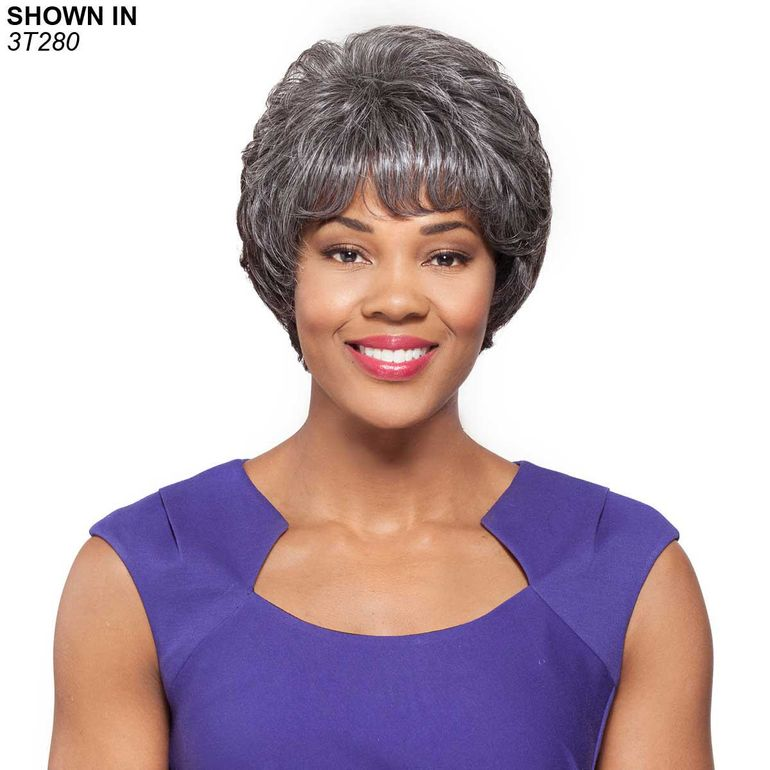 Antoinette Hand-Tied Wig by Foxy Silver®