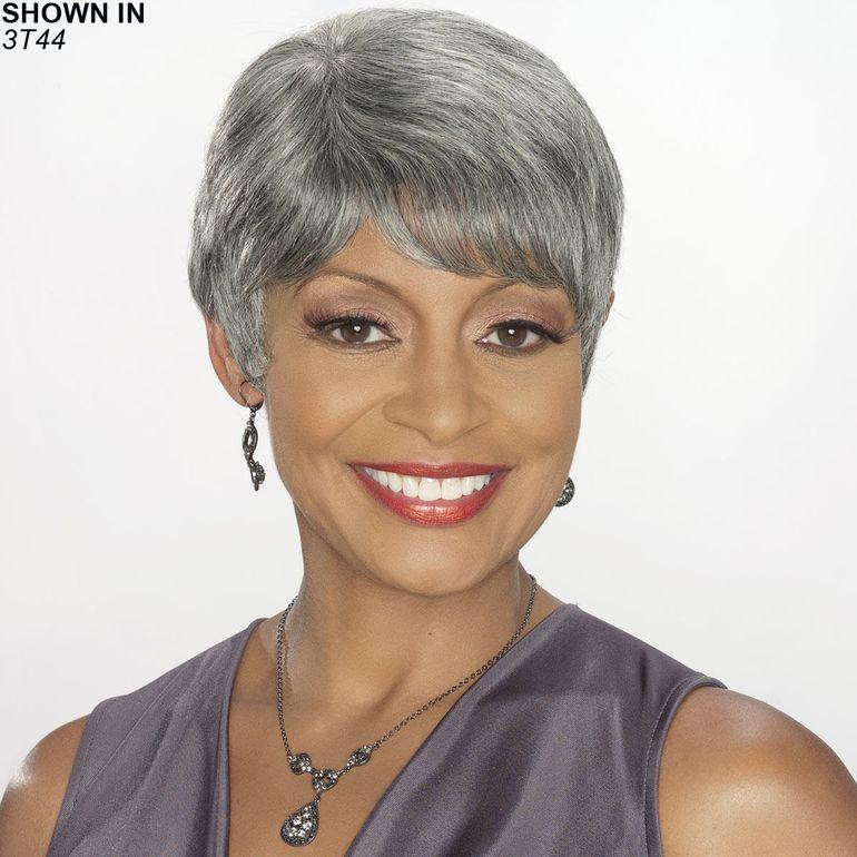 Desiree Human Hair Wig by Foxy Silver®