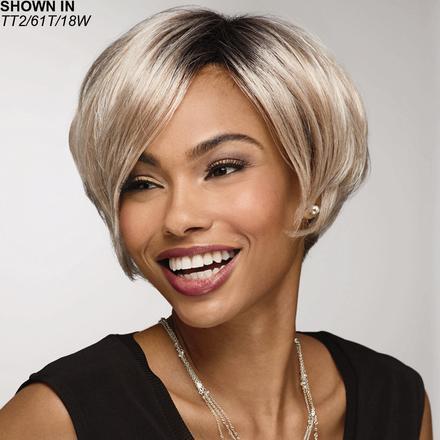 Betsy WhisperLite® Wig by Diahann Carroll®