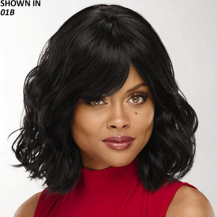 Ezra Half Wig by Especially Yours®