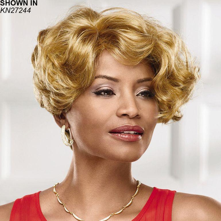 River WhisperLite® Wig by Diahann Carroll™