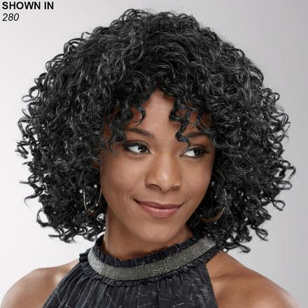 Mercy Human Hair Blend Wig by Especially Yours®