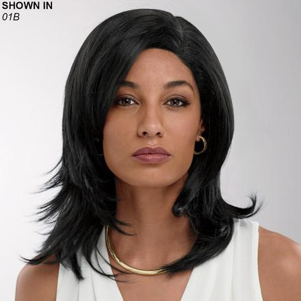 Frankie Human Hair Blend Lace Front Wig by Especially Yours®