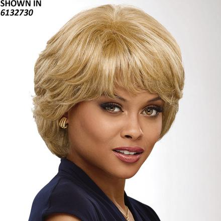 Loretta Human Hair Blend Wig by Especially Yours®