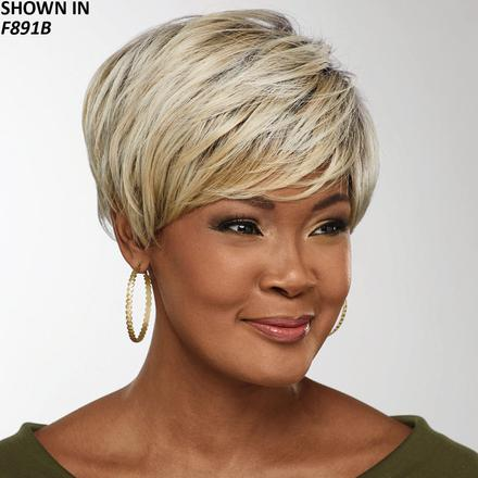 Adina WhisperLite® Wig by Diahann Carroll™