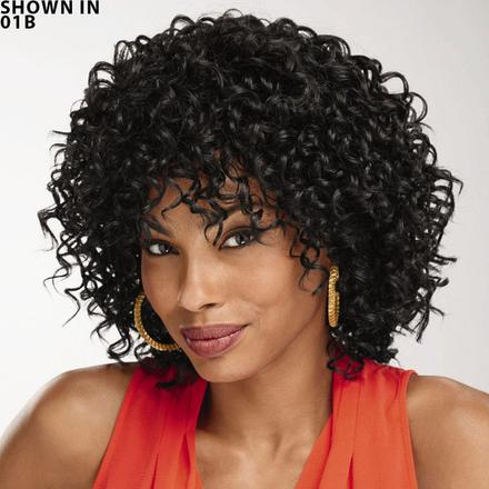 Makena Human Hair Blend Wig by Especially Yours®