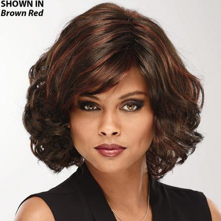 Jazzy WhisperLite® Wig by Donna Vinci Collection