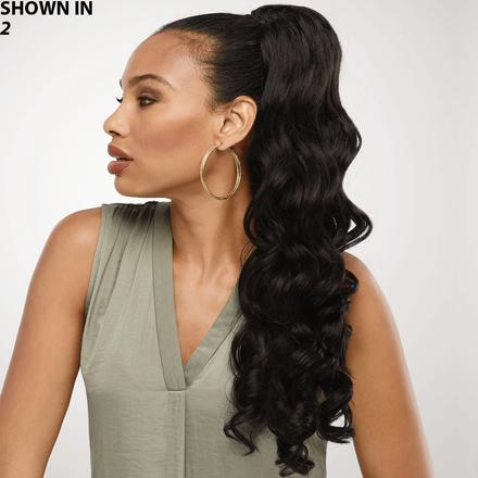 Devina Stretch-a-Comb Hair Piece by Especially Yours®