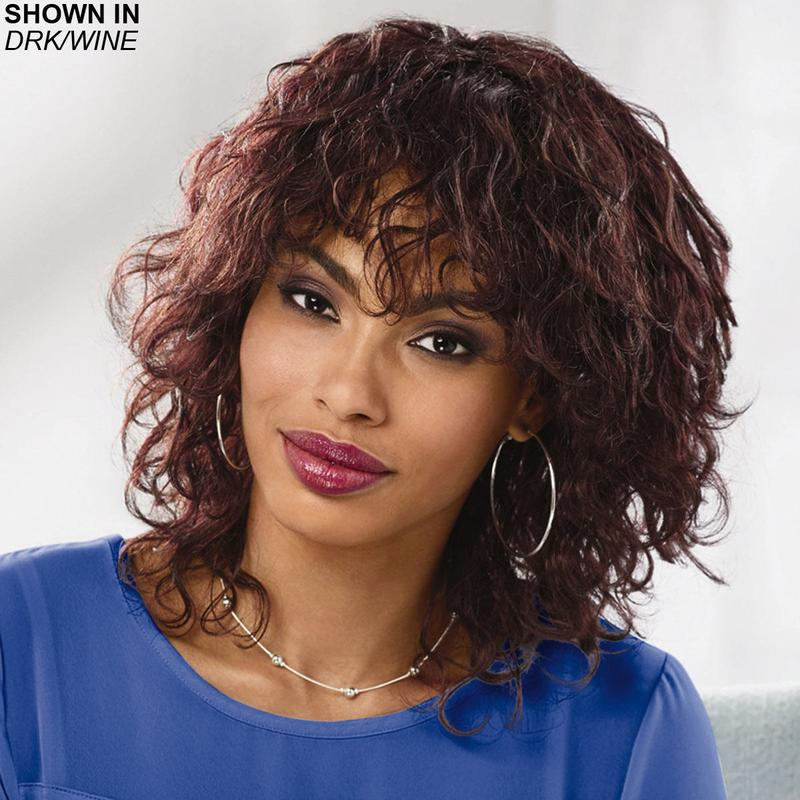 Hilary Curly Wig By Especially Yours 174 Get Yours At Wig