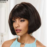 Rosaria Human Hair Wet n Wavy Wig by Especially Yours